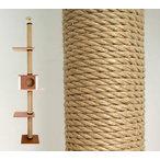 キャットタワー 麻縄柱(ポール)シングル型専用交換(長さ約48cm)